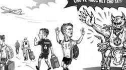 """Nhân tố """"M"""" chi phối toàn bộ EURO 2016"""