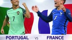 Lịch thi đấu, truyền hình trực tiếp chung kết EURO 2016