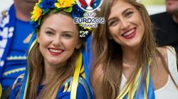Chiêm ngưỡng những CĐV nữ xinh đẹp nhất tại EURO 2016