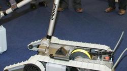 Siêu Robot -vũ khí đặc dụng diệt kẻ bắn tỉa Dallas