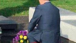 Tổng thống Ukraine đi tất rách cộng đồng mạng xôn xao