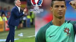 HLV Deschamps thừa nhận không thể vô hiệu hóa Ronaldo