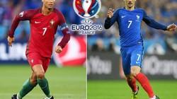 """Huyền thoại người Anh """"dìm hàng"""" Ronaldo, tâng bốc Griezmann"""