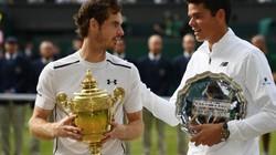 Hạ đẹp Raonic, Murray lần thứ 2 vô địch Wimbledon