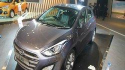 Hyundai i30 2017 lộ diện, nhiều cấu hình