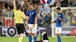 Top 10 đội tuyển nhận nhiều thẻ phạt nhất EURO 2016