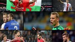 13 khoảnh khắc đáng nhớ nhất EURO 2016