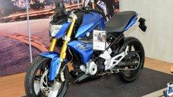 BMW Motorrad G310R đồng loạt phát giá