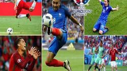 Clip: Những pha bóng tuyệt đỉnh tại EURO 2016