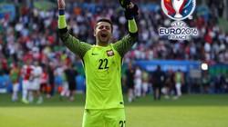 Top 10 thủ môn cứu thua nhiều nhất EURO 2016