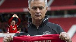 """Chưa hội quân cùng M.U, Rooney đã vội """"nịnh"""" Mourinho"""