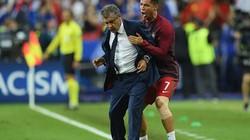 Clip Ronaldo làm HLV 2 phút, Bồ Đào Nha vô địch EURO
