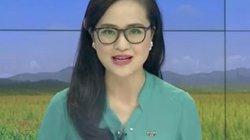 """Vì sao MC Ngọc Bích xinh đẹp """"biến mất"""" khỏi bản tin thời tiết VTV?"""
