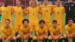 Vùi dập Philippines 7-0, U16 Australia mơ phục thù U16 Việt Nam