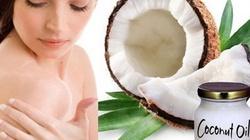 6 biện pháp làm đẹp từ đầu đến chân với dầu dừa