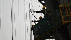 Thang máy xây dựng chung cư rơi tự do, 8 người chết
