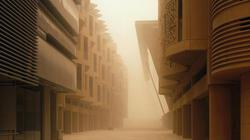 """Thành phố """"ma"""" 18 tỉ USD giữa sa mạc Ả Rập Saudi"""