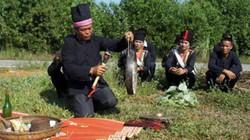 Lão nông tâm huyết vực dậy văn hoá Khơ Mú