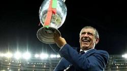 """LĐBĐ Bồ Đào Nha """"thưởng đậm"""" cho HLV Santos"""