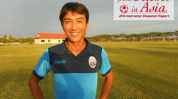 Tiết lộ thú vị về HLV trưởng người Nhật của U16 Campuchia