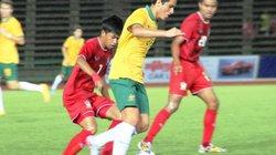 Link xem trực tiếp U16 Thái Lan vs U16 Australia (2-2)