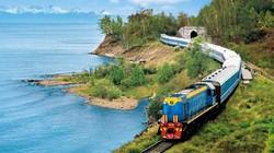 Khám phá châu Âu bằng tàu hỏa đẹp như trong tiểu thuyết