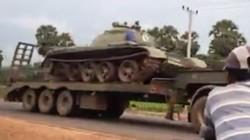 Campuchia: Di chuyển xe tăng, truy kẻ âm mưu đảo chính