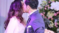 Ngọc Lan - Thanh Bình hôn nhau say đắm trong tiệc đính hôn