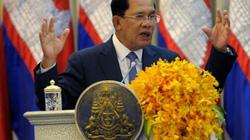 Mỹ- Trung Quốc so găng vì Campuchia