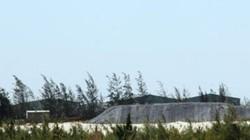 Hoàn thổ sau khai khoáng: Lốc titan đi qua, ô nhiễm ở lại