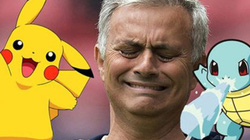 Mourinho cấm cầu thủ M.U chơi Pokemon Go