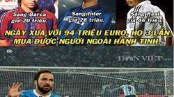 HẬU TRƯỜNG (25.7):Mourinho phát khóc tại Trung Quốc