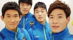 Xuân Trường yêu con gái… HLV Incheon United