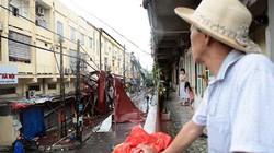 Ảnh: Hà Nội tơi tả sau bão Mirinae