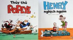 Xuất bản 3 bộ truyện tranh thiếu nhi nổi tiếng thế giới