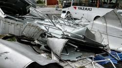 Bão số 1 khiến 9 tỉnh miền Bắc bị thiệt hại nặng nề