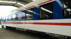 """Đường sắt Sài Gòn sắp chạy toa tàu """"sang như khách sạn"""""""
