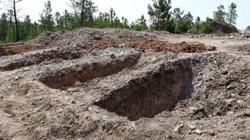 Thổ Nhĩ Kỳ chôn người đảo chính gần nơi nhốt động vật