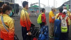 Kiếm thủ Việt Nam lao đao khi đến Brazil