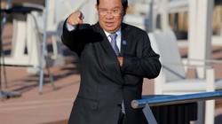 Thủ tướng Campuchia Hun Sen chỉ trích Mỹ về xung đột ở Trung Đông