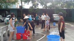 HN: Dân mất nước 3 tháng ròng, đơn vị cấp nước nói gì?