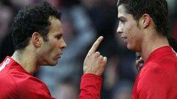 Vì lon nước ngọt, Ryan Giggs từng suýt tẩn Ronaldo