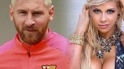 """Siêu mẫu """"bốc lửa"""" chê Messi yếu... chuyện """"giường chiếu"""""""