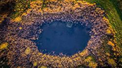 """Bộ ảnh đẹp """"gây bão"""" về thiên nhiên Đan Mạch chụp từ trên cao"""
