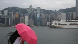 Bão Nida mạnh nhất trong hơn 30 năm càn quét Hong Kong