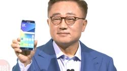 Samsung Galaxy Note 7: Bán ra từ ngày 19/8