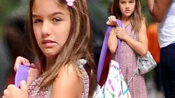 Con gái Tom Cruise lớn quá nhanh khiến fan bất ngờ