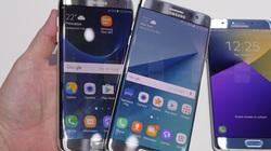 """Galaxy Note 7 đối đầu Galaxy S7 edge: """"Cong ăn cong"""""""