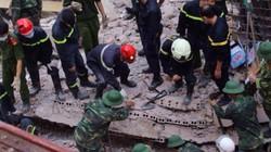 Sập nhà phố Cửa Bắc: Danh tính nạn nhân tử vong