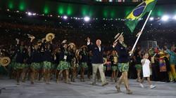 Quốc gia nào có nhiều VĐV tham dự Olympic 2016 nhất?